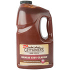 Cattlemen's 1 Gallon Kansas City Classic Barbecue Sauce