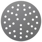 American Metalcraft 18917PHC 17 inch Perforated Pizza Disk - Hard Coat Anodized Aluminum