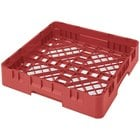 Cambro BR258163 Red Camrack Full Size Open Base Rack
