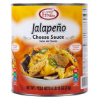 Muy Fresco Jalapeno Nacho Cheese Sauce #10 Can - 6/Case