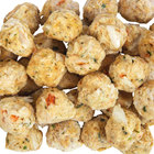 Linton's Seafood 1 oz. Mini Maryland Crab Cakes - 50/Case