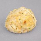 Linton's Seafood 3 oz. Gluten Free Maryland Crab Cakes - 12/Case