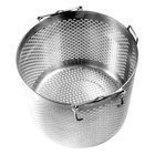 Cleveland BS3 3 Gallon Stainless Steel Cooking Basket