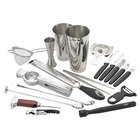 Barfly M37102 Deluxe Stainless Steel 18-Piece Bar Cocktail Kit