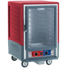 Metro C535-MFC-4 C5 3 Series Moisture Heated Holding and Proofing Cabinet - Clear Door