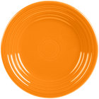 Homer Laughlin 465325 Fiesta Tangerine 9 inch Luncheon Plate - 12/Case