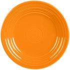 Fiesta Tableware from Steelite International HL465325 Tangerine 9 inch China Luncheon Plate - 12/Case