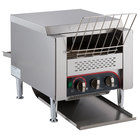 "Avatoast T3300D 10"" Wide Conveyor Toaster with 3"" Opening - 240V, 3300W"