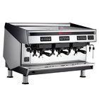 Grindmaster 1011-011 Mira Series Traditional Three Group Espresso Machine - 208V