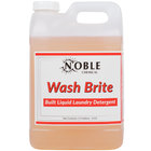 Noble Chemical 2.5 Gallon / 320 oz. Wash Brite Laundry Detergent - 2/Case