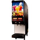Cornelius 7241402111JU1 Quest Elite 2 Flavor Single Panel Portion Control Cold Beverage Dispenser - 115V