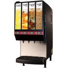 Cornelius 721404101JU2 Quest Elite 4 Flavor 4 Panel Cold Beverage Dispenser