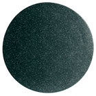 G.E.T. Enterprises DR004J Bugambilia 17 3/4 inch Classic Textured Finish Jade Granite Resin-Coated Aluminum Large Round Disc