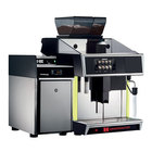 Grindmaster Tango STP Black Espresso and Cappuccino Machine with Milk Fridge - 208V, 6120W