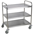 Metal Bussing / Utility / Transport Carts