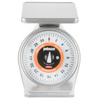 Rubbermaid FG632SRW Pelouze 32 oz. Dishwasher Safe Portion Control Scale