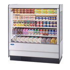 Federal Industries RSSD-360SC 36 inch High Profile Two Shelf Air Curtain Dairy Case