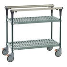 Metro MS1830-PRPR PrepMate MultiStation with SuperErecta Pro Shelving - 32 inch x 19 3/8 inch x 39 1/8 inch