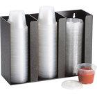 Cal-Mil 278-4 Ramekin / Lid Organizer - 13 inch x 4 1/2 inch x 9 inch