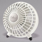 Honeywell GF3W Chillout 6 inch 1-Speed White Personal Fan with USB / AC Adapter