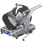 """Vollrath 40955 13"""" Heavy Duty Deluxe Meat Slicer with Safe Blade Removal System - 1/2 hp"""