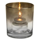 """Sterno Products 80516 Industrial Chic 3"""" Orla Glass Votive"""