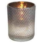 """Sterno Products 80520 Industrial Chic 4"""" Urban Smoke Votive"""