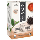 Numi Organic Breakfast Blend Tea Bags - 18/Box