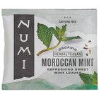 Numi Organic Moroccan Mint Herbal Tea Bags - 100/Case