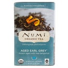 Numi Organic Aged Earl Grey Tea Bags - 18/Box