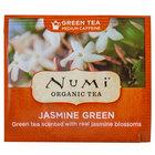 Numi Organic Jasmine Green Tea Bags - 100/Case