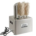 Noble Products GP1250 Glass Genie Commercial Five Brush Electric Glass Polisher - 120V, 1250W