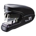 MAX HD11FLKBK 35 Sheet Black Flat-Clinch Light Effort Stapler