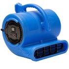 B-Air VP-33 Vent Blue 2-Speed Air Mover - 1/3 hp