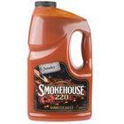 Smokehouse 220 1 Gallon Select Hickory Barbecue Sauce - 4/Case