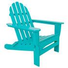 POLYWOOD AD5030AR Aruba Classic Folding Adirondack Chair