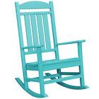 POLYWOOD R100AR Aruba Presidential Rocking Chair