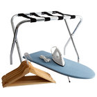 Guest Room Ironing and Luggage Supply Kit