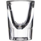Libbey 5127 1.5 oz. Fluted Whiskey / Shot Glass - 12/Case