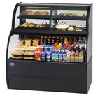 Federal Industries SSRC-3652 36 inch Dual Service Dual Temperature Merchandiser