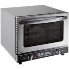 Galaxy COE3Q Quarter Size Countertop Convection Oven - 120V