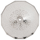Tellier X3025 3/32 inch Perforated Replacement Sieve for Food Mill #3 - Stainless Steel