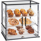Cal-Mil 4034-85 Granada 3 Tier Bakery Display Case - 19 1/4 inch x 13 1/2 inch x 20 1/4 inch
