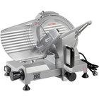 "Backyard Pro SL110E Butcher Series 10"" Manual Gravity Feed Meat Slicer - 120V"