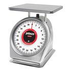 Rubbermaid Pelouze 840SW 40 lb. Portion Scale Dishwasher Safe - 9 inch x 9 inch Platform (FG840SW)