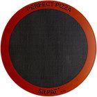 "Sasa Demarle SILPAT® AH305-01 12"" Round Silicone Non-Stick Perfect Pizza Baking Mat"
