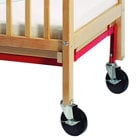 Whitney Brothers WB9580 38 inch x 22 3/4 inch x 12 inch Full Evacuation Brace for WB9504 and WB9503 Cribs