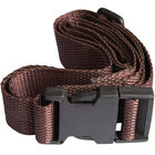 GET STRAPS Brown Replacement High Chair Seat Belt Strap