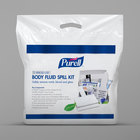 Purell&#174&#x3b; 3841-02-ECO Eco-Friendly Body Fluid Spill Kit - 2/Case