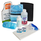Purell® 3841-02-RFL Body Fluid Spill Kit Refill   - 2/Case